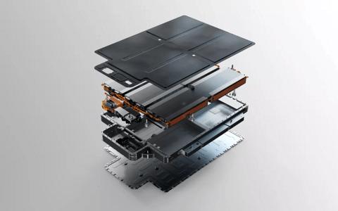 尺子\防火林\CTP,蔚来75KWH三元铁锂电池包三大关键词,全球首创充满