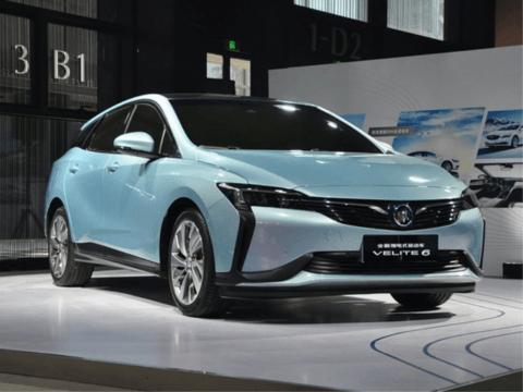 别克将推两款新能源车型 年产量预计达8.8万辆