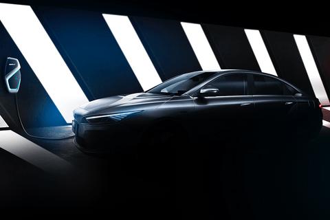 【新车驾到】吉利全新纯电动车型GE11官图首曝光 或将2019年第一季度上市