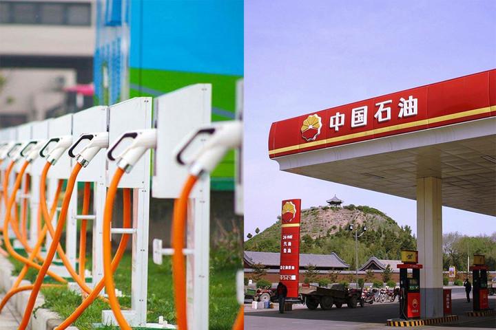 【电动嘚吧嘚】新能源充电服务壮大之后 加油站会不会被充电桩干掉