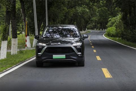 約駕|蔚來ES8山路體驗 智能輔助駕駛系統表現出乎意料