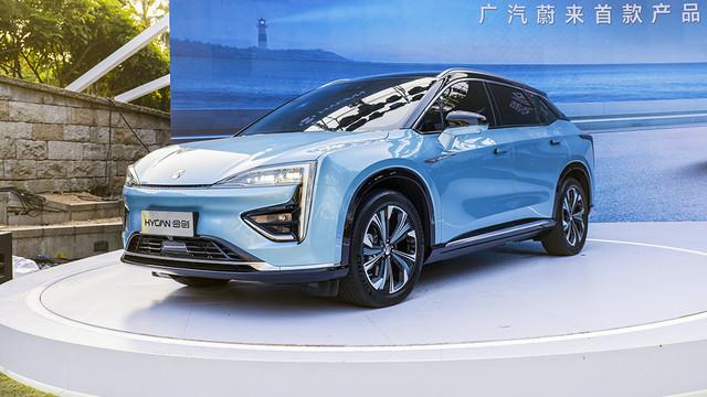 广汽蔚来HYCAN 007正式发布 这台车更广汽还是更蔚来?