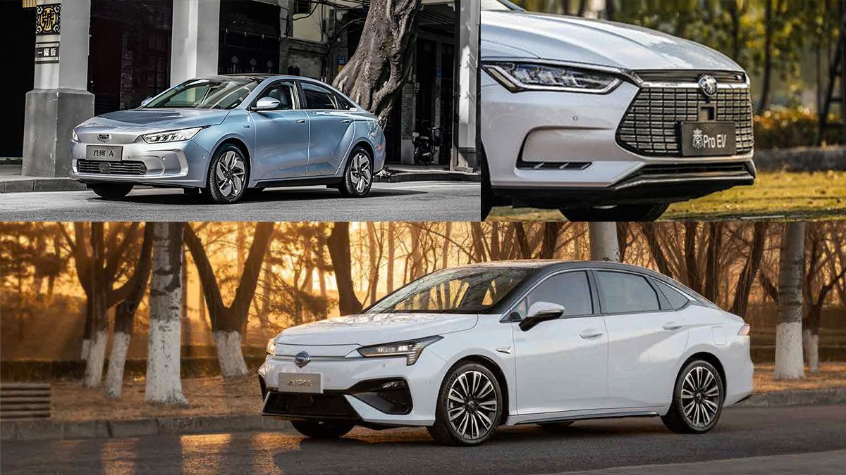 电动嘚吧嘚 | 去年的A级纯电轿车三强 今年还考虑吗?