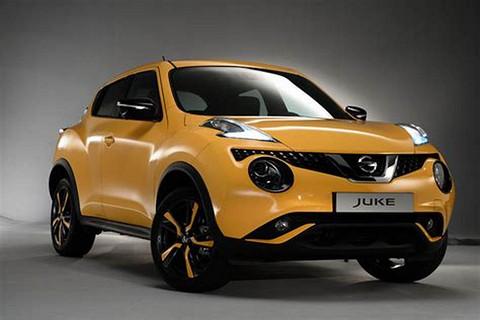 日产全新一代JUKE明年上市 将推电动版车型