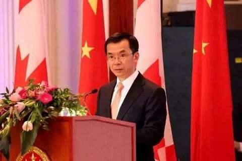中国驻加拿大大使:孟晚舟事件是美国有预谋的政治追杀!