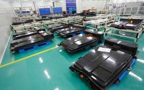 动力电池创新联盟:2018年动力电池装车56.9GWh,宁德时代/比亚迪/合肥国轩排前三