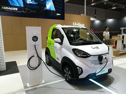 """上海車展新看點:法雷奧、智充科技""""智充&共享""""雙向充電新方案"""