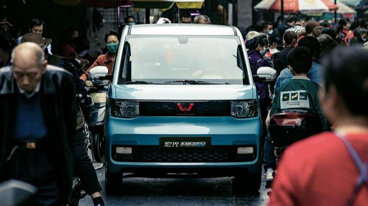 一电调查 | 预售不足1月订单已破万,你看好五菱宏光MINI EV吗?