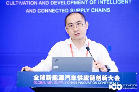 2020全球供应链大会|江淮李卫兵:汽车芯片是软件定义汽车生态的基础