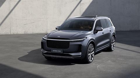 理想智造 ONE 正式发布:补贴前售价将40万元以内,2019年上海车展开始接受预定