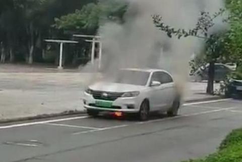 围绕纯电动汽车电池起火 我们最该知道什么