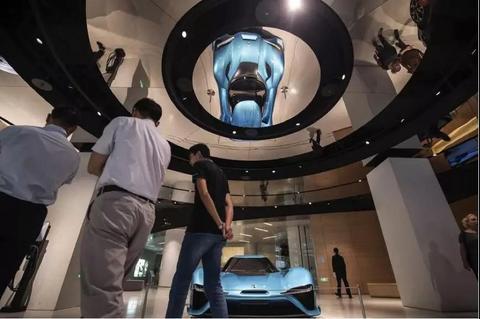 中國486家電動車企、180億美元投資有泡沫破裂的危險