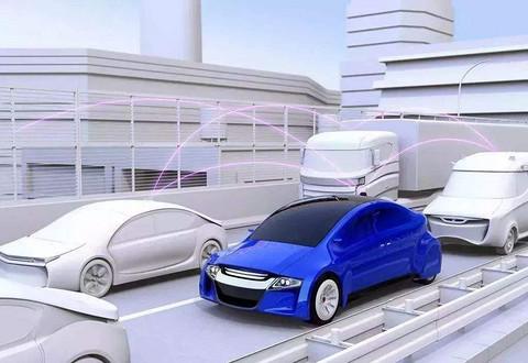 智能网联汽车千亿市场待拓展 产业链龙头受益
