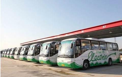 第313批新车公示:新能源客车仅51款,纯电动客车占比大幅减少