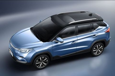 江淮新能源又一全新力作要登场  全新SUV名为 iEVS4
