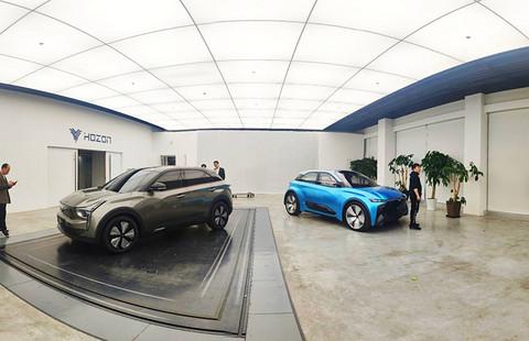 从哪吒N01到新车型U,合众新能源有性格、有新意