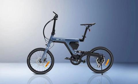 NIO Life发布NIO X BESV电动自行车 蔚来APP独家开启预售