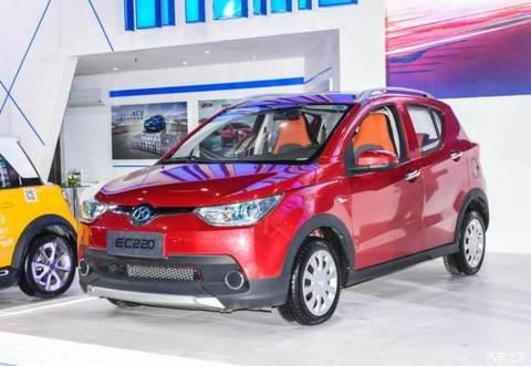 北汽新能源EC220新增车型上市 <font  color=