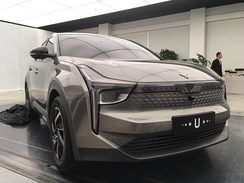 为众U而造:合众新车型U的颜值和性能指标完全超出了我的预期