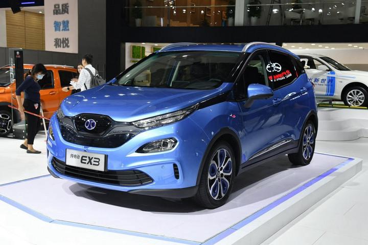 实用主义首选 15万元左右纯电SUV推荐(下)