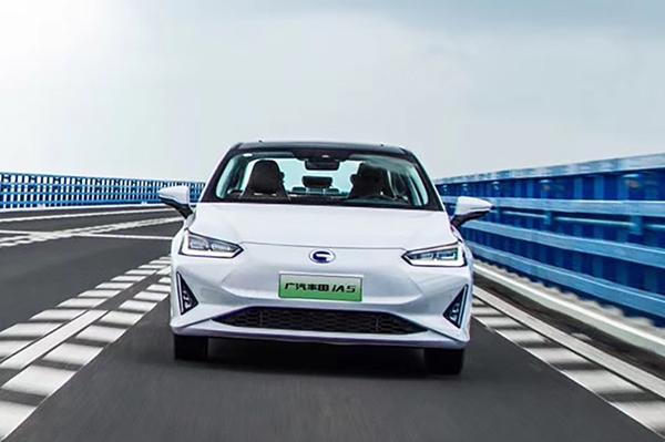 一电试车   满足家用需求 试驾广汽丰田iA5
