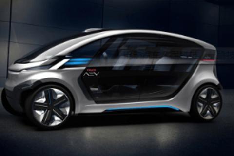 帝人合作AEV 研发下一代轻量化电动汽车解决方案