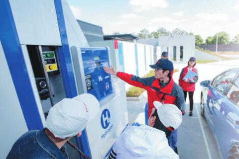打通氢能产业链成为关键 燃料电池汽车产业发展是系统化工程