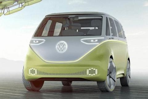 大众在美国电动汽车工厂动工 将生产I.D. CROZZ量产跨界SUV和I.D. BUZZ