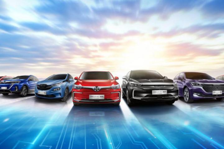BEIJING品牌10月销量领衔,借势广州车展技术、服务再焕新