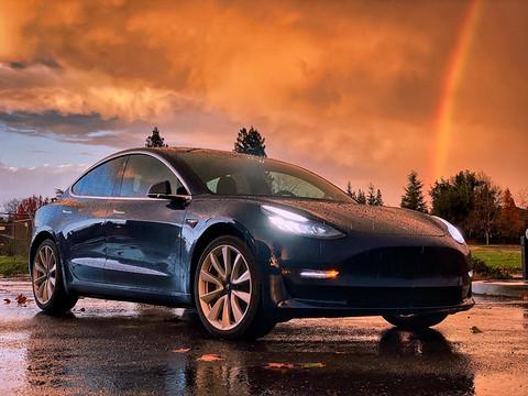 11月特斯拉Model 3国内交付量超蔚来小鹏威马上险之和