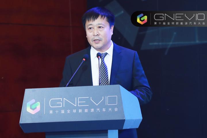 GNEV10|楊子發:北汽新能源自動駕駛堅持兩條腿策略