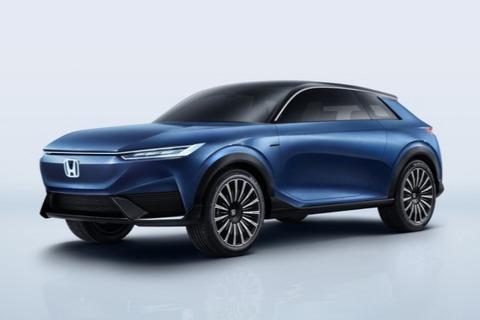 中国首款 Honda 品牌纯电动概念车北京车展首发