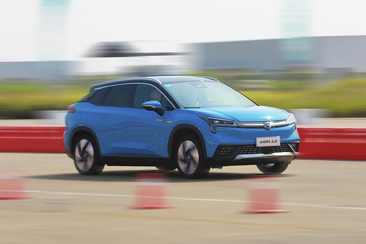 重磅纯电SUV——广汽新能源AION LX正式上市 补贴后售价24.96万元-34.96万元