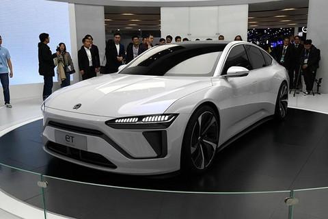 ET5/ET7?蔚来曝光ET车型外观专利图,NIO Day上究竟会见到哪款新车?