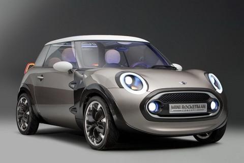 不犧牲空間 電氣化將使MINI車身更小巧