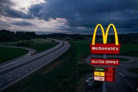 麥當勞計劃配備充電站