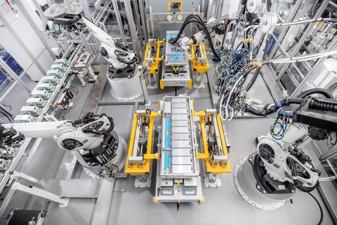 偉巴斯特在德國啟動動力電池總成生產