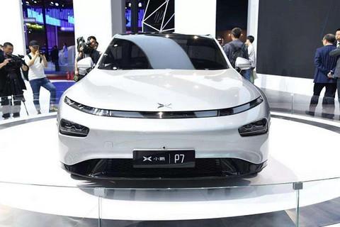 NEDC续航超600km,小鹏P7广州车展正式预售