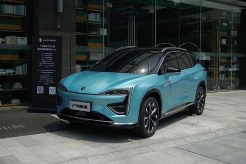 广汽蔚來旗下合创发布首款SUV NEDC续航650km