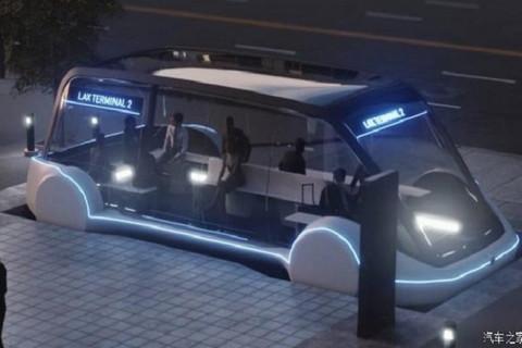 特斯拉下一款產品或為城市純電動巴士