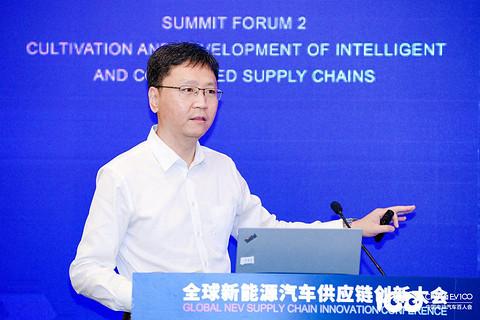 2020全球供应链大会|大唐高鸿任世岩:C—V2X是自动驾驶的一个必要感知手段