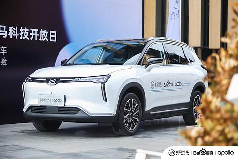 威马W6抢下中国首款AVP量产车,百度Apollo成最强自动驾驶量产推手