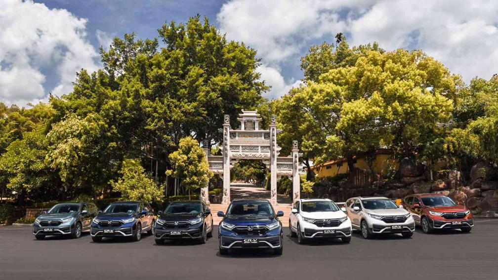 新车驾到 | 全新本田CR-V正式上市!售价16.98-27.68万元