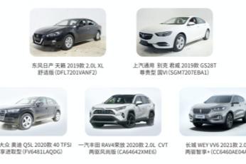 中国汽车健康指数(C-AHI)2020年第一批测评结果发布
