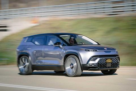 麦格纳将代工生产Fisker纯电动SUV车型