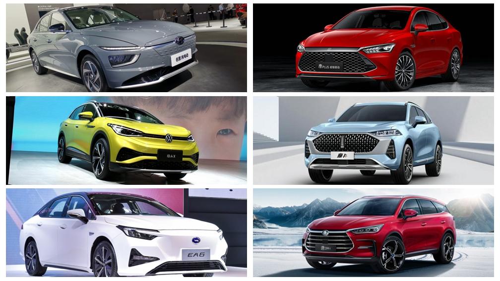 除了三款DM-i混动 3月上市新车谁还能成爆款?