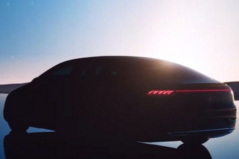 奔驰EQS已开启预售 双电机四驱/配全新娱乐系统