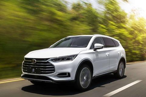 为啥买这车|内饰氛围大颠覆的中期改款 2021款全新比亚迪唐