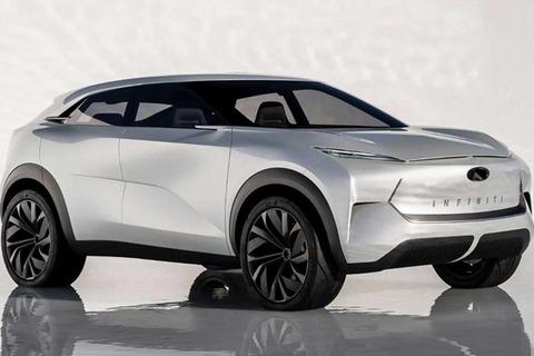 日产申请新商标 可能用于英菲尼迪电动车