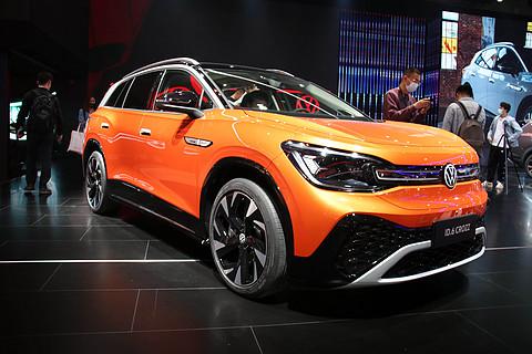 专为中国市场打造 大众ID.6上海车展正式首发亮相